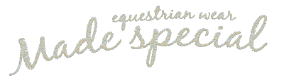 Equestrian wear made special