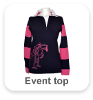 Event Tops If you would like more of a cross country style with stars please mail us