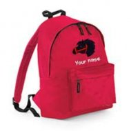 Backpack Red (example small Magic design)