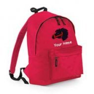 Backpack Red (example Magic design)